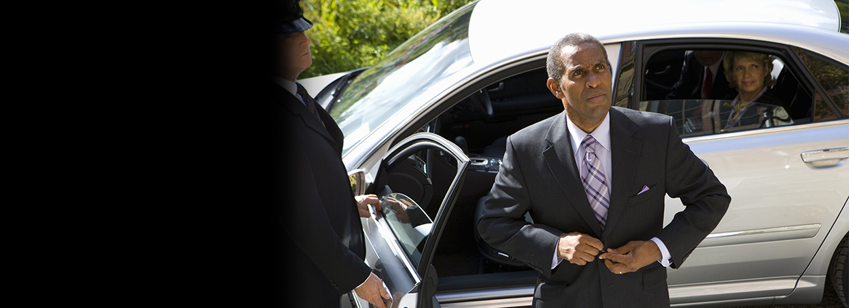 Business Chauffeurs Leicester